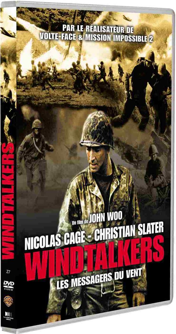 Windtalkers, Les Messagers Du Vent : windtalkers,, messagers, Windtalkers, Messagers, France, Télévisions, Distribution, Place, Libraires