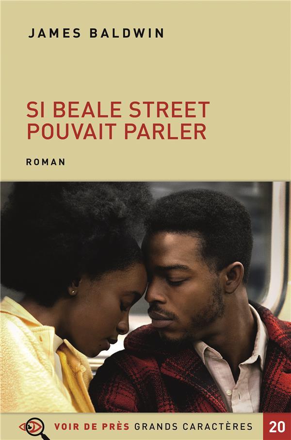 Si Beale Street Pouvait Parler Film : beale, street, pouvait, parler, Beale, Street, Pouvait, Parler, James, Baldwin, Grand, Format, Place, Libraires