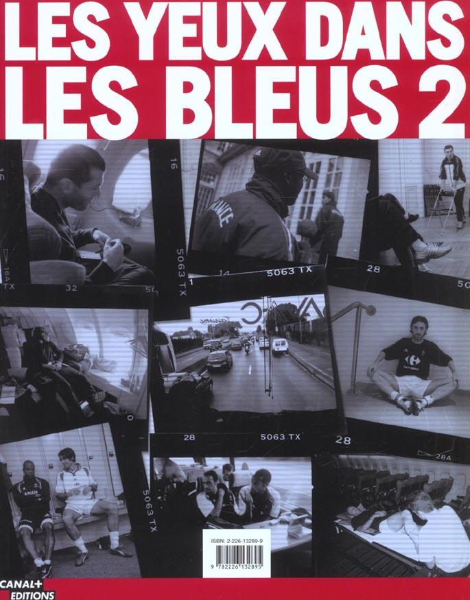 Les Yeux Dans Les Bleus 2 : bleus, Bleus, Coulisses, Equipe, France, Football, Canal, Grand, Format, KITAB, TUNIS, COLISEE