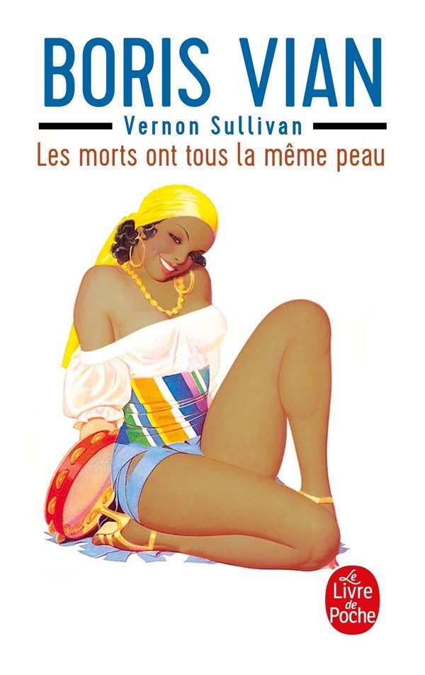 Les Morts Ont Tous La Même Peau : morts, même, Morts, Même, Boris, Librairie, Generale, Francaise, Poche, Gallimard, PARIS
