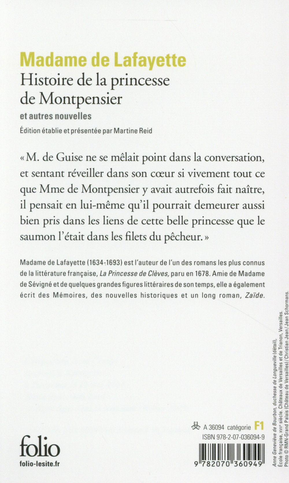 La Princesse de Montpensier (2010), un film de Bertrand
