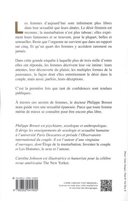 Code International Du Secret Magique : international, secret, magique, Femmes,, L'amour, Philippe, Brenot, Arenes, Grand, Format, Paris, Librairies
