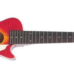 les paul ukulele outfit [ 1400 x 600 Pixel ]