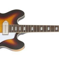epiphone casino guitar diagram [ 1400 x 565 Pixel ]
