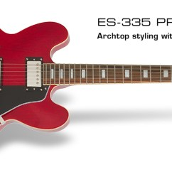Epiphone Es 335 Pro Wiring Diagram Led Light Circuit 12v A Rock Legend Steps Into The Future