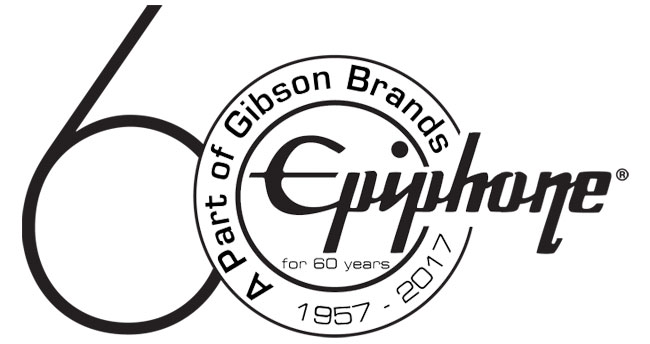 Epiphone Celebrates 60 Years in the Gibson Family