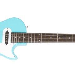 epiphone les paul sl electric guitar [ 1400 x 600 Pixel ]
