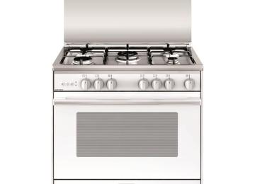 Cucina A Gas Glem | Blocco Cucina A Gas In Ghisa Ml912rbr Glem Gas S P A