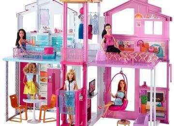 Camera Da Letto Di Barbie Giochi   Giochi Di Cucina Di Barbie