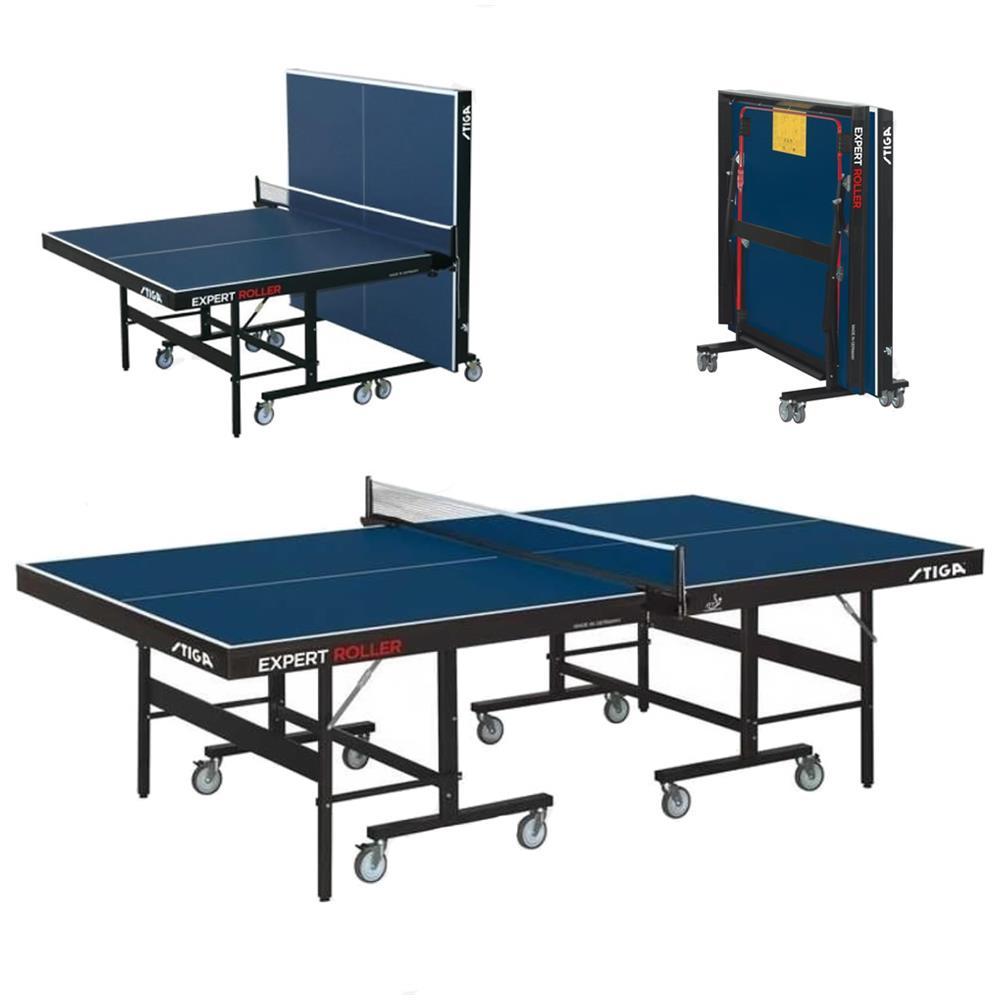 Stiga Tavolo Ping Pong Da Interno C 7190 00 Expert Roller Css Omologato Ittf E Fitet