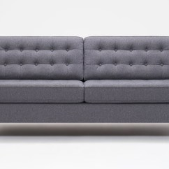 Eq3 Sofa Beds Double Size Reverie Apartment Fabric