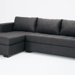 Montreal Sectional Sofa In Slate Plastic Covers Porter 2 Piece With Chaise Fabric Eq3