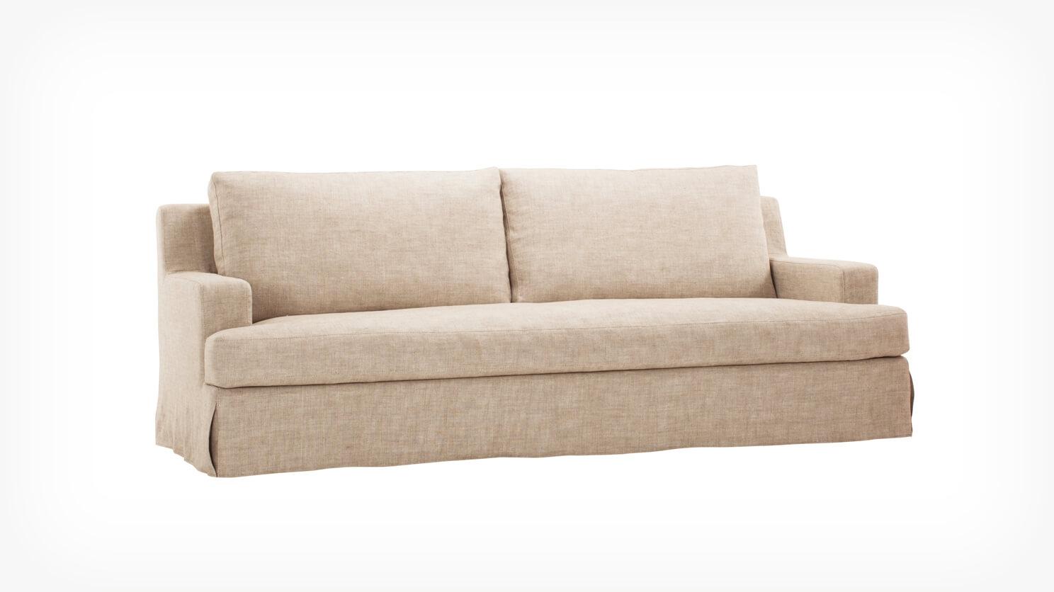 custom made slipcovers for sofas canada ciao sofa designs blanche slipcover eq3