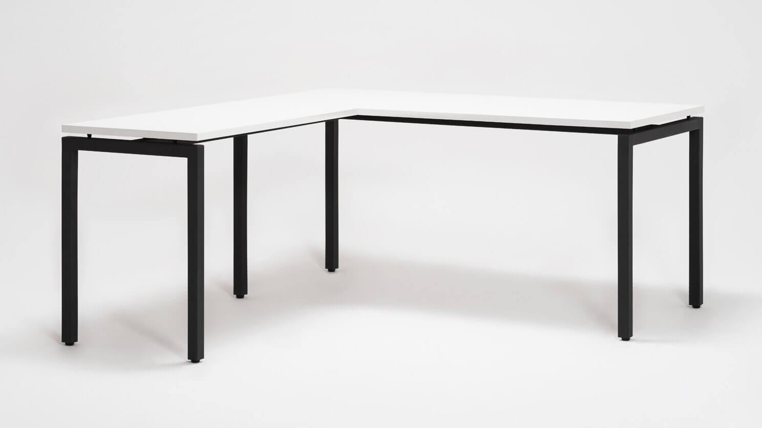 The Novah L Desk From Eq3 Studio Desk Canada