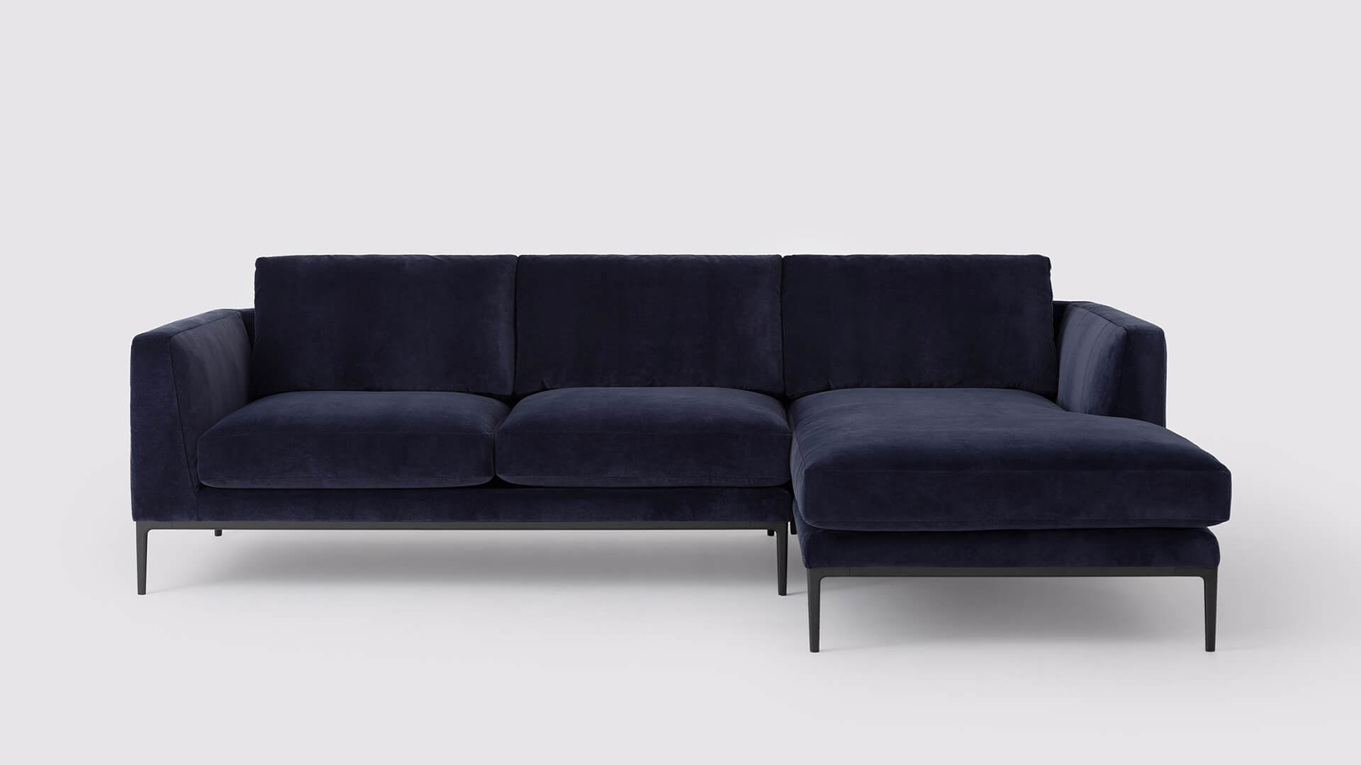 oma 2 piece sectional sofa with chaise