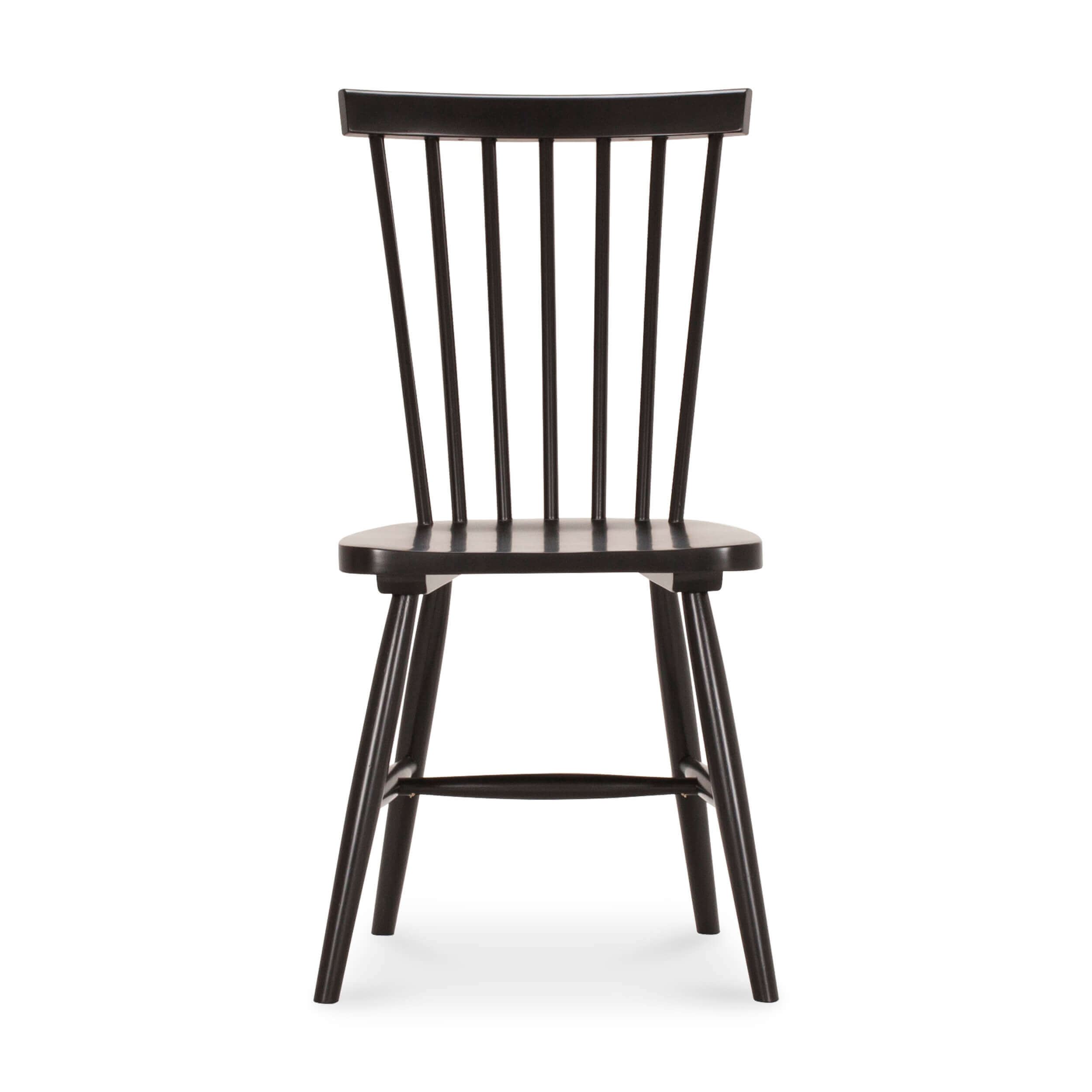 Windsor Chairs Black Lyla Side Chair