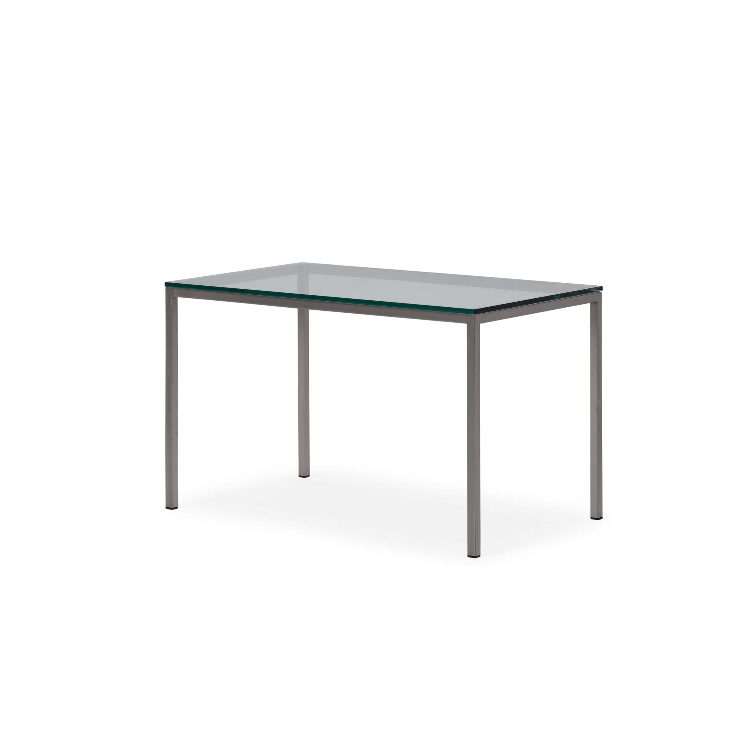 custom large end table