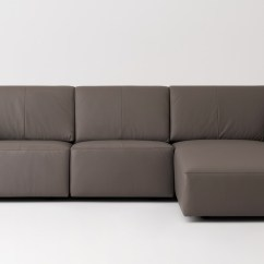 3 Piece Leather Sectional Sofa With Chaise Natuzzi Sofas Ireland Morten Eq3