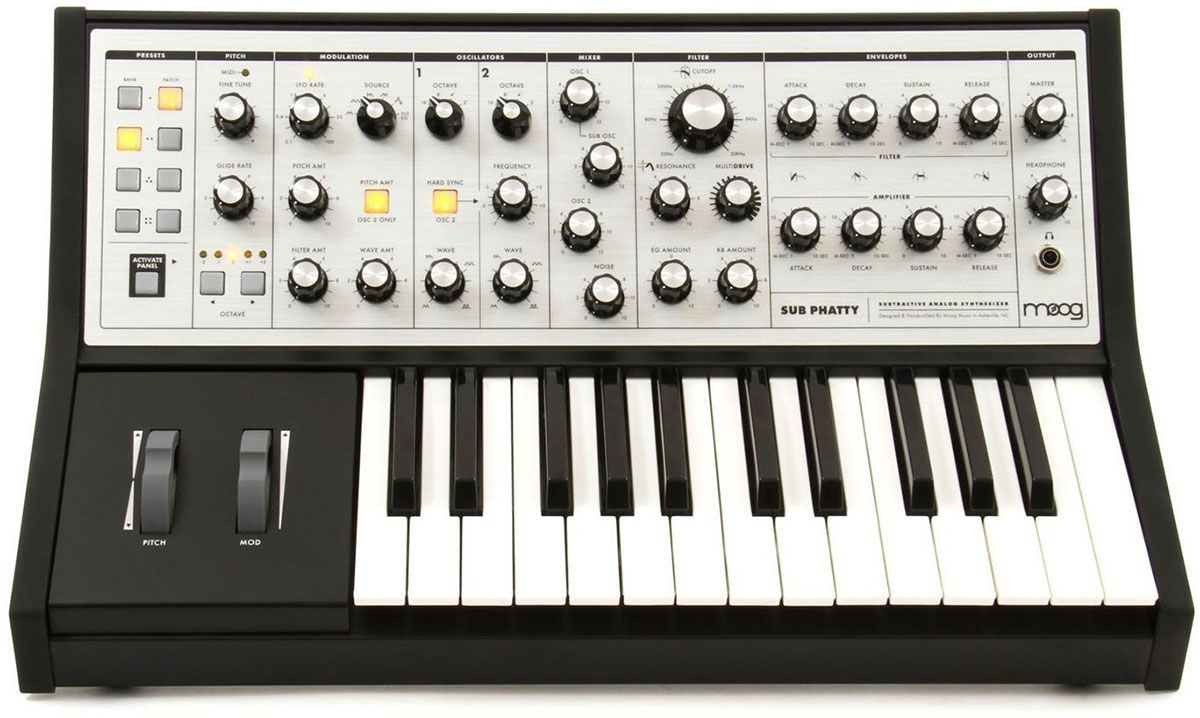 5 Best Synthesizers Guide to Your First Hardware Synth