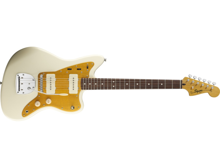 Squier J Mascis Jazzmaster Reviews & Prices | Equipboard®