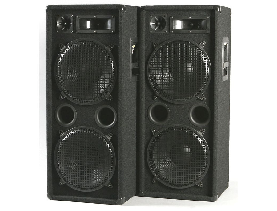 Acetec 1200 watt PA Speaker Reviews  Prices  Equipboard
