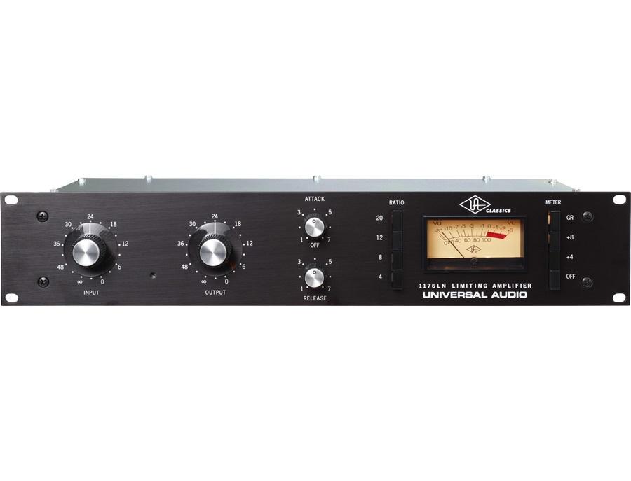 Universal Audio URei 1176-LN Peak Limiter Reviews & Prices   Equipboard®