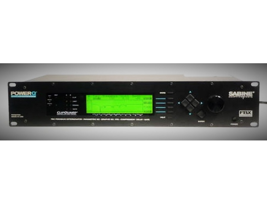 Sabine Power Q ADF4000 Reviews  Prices  Equipboard