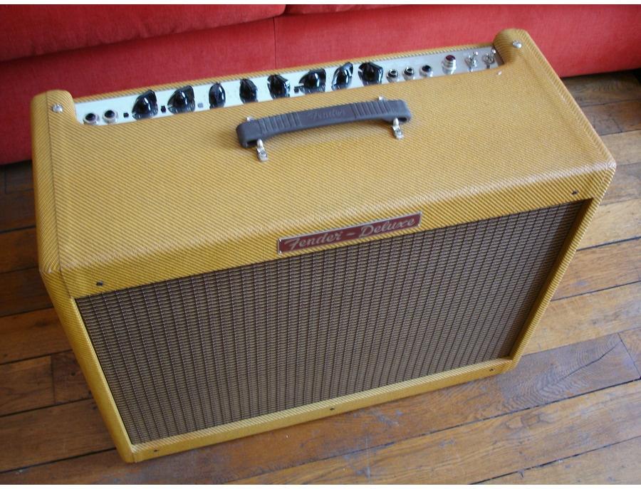 Fender Hot Rod Deluxe  Lacquered Tweed  Jensen C12N