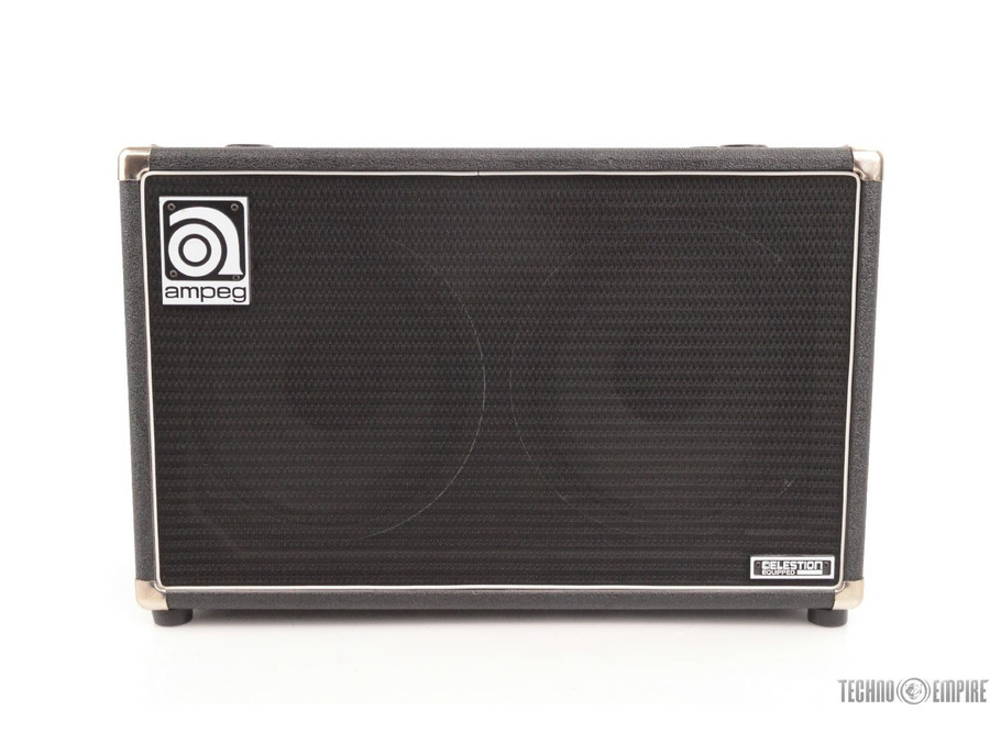 Ampeg SS212 EC 2x12 Reviews  Prices  Equipboard