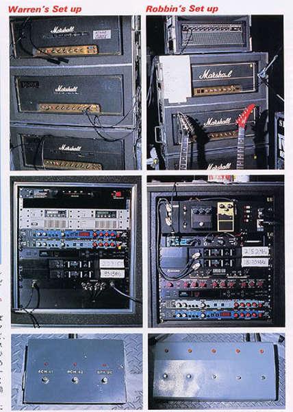 Warren DeMartinis Yamaha SPX90 Digital Multi Effects