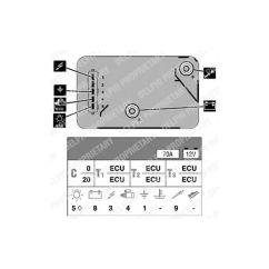 Jensen Uv10 Wiring Diagram 02 Dodge Durango Phase Linear Series Schematic