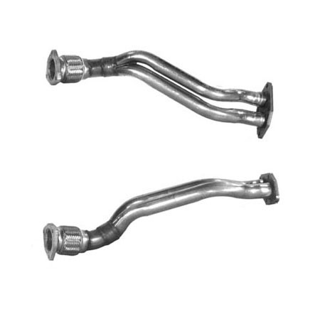 VW Passat B5/3B2 1.6 BM Catalysts Exhaust Pipe Emissions