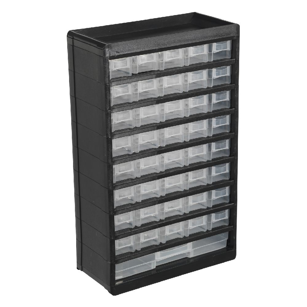 Sealey Cabinet Box 41 Drawer Parts Storage Cabinet Quality