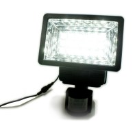 Solar Powered Outdoor Security Light | Unique Home Living
