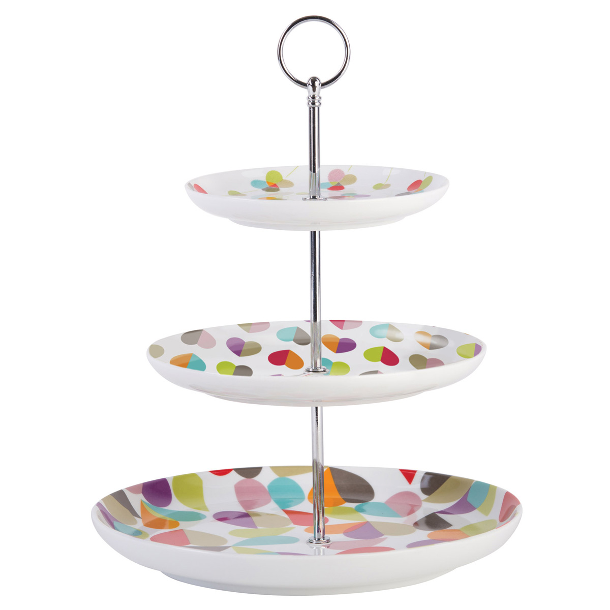 Beau & Elliot 3 Tiered Cake Stand
