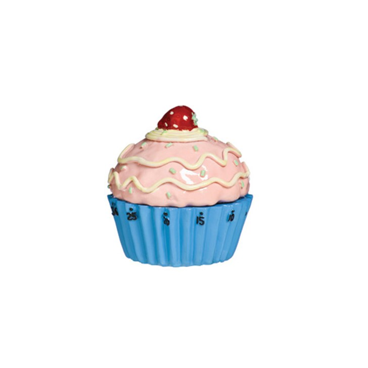Kitchen Baking Tools Accessories Blue Cupcake Timer