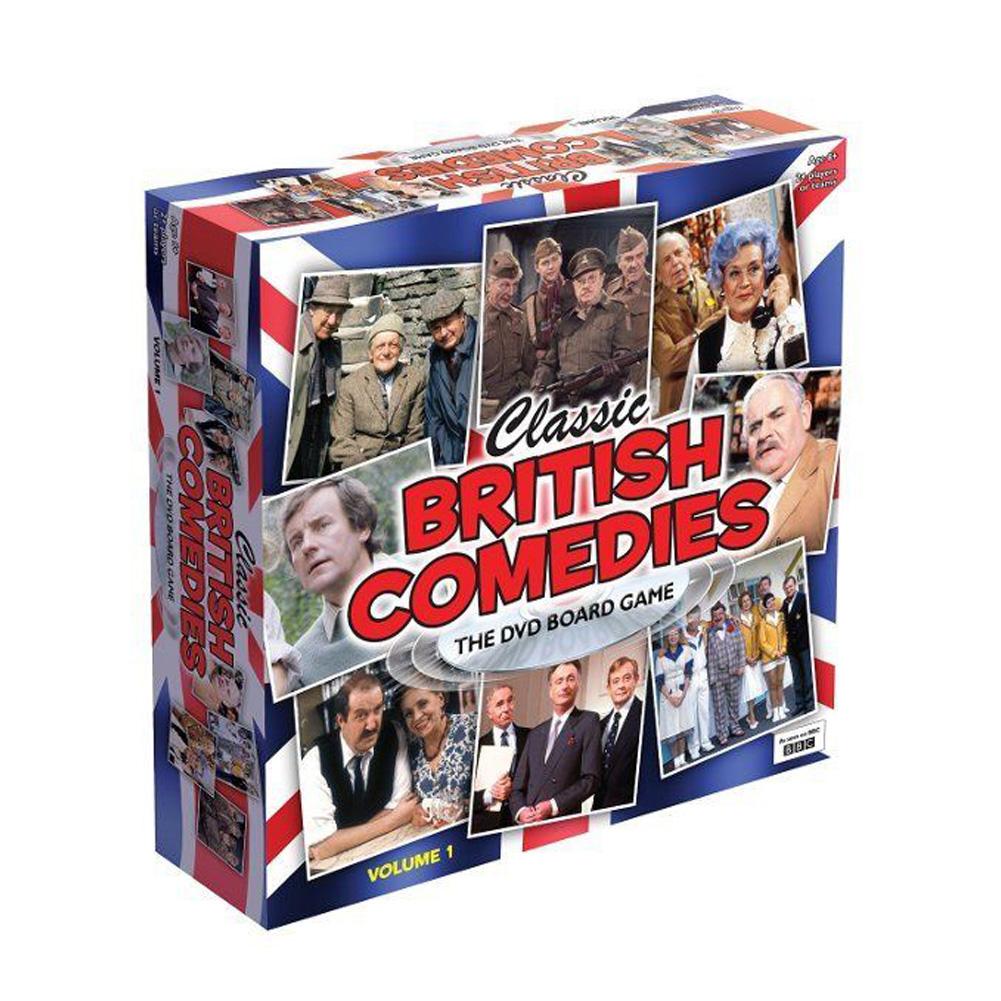 Classic British Comedies DVD Board Game Volume 1  Unique