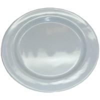 White Melamine Dinner Plate 25cm | eBay