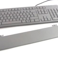 Usb Keyboard Diagram Ge Hotpoint Refrigerator Wiring Dell Dvjrj German Layout Quietkey Grey Kb212