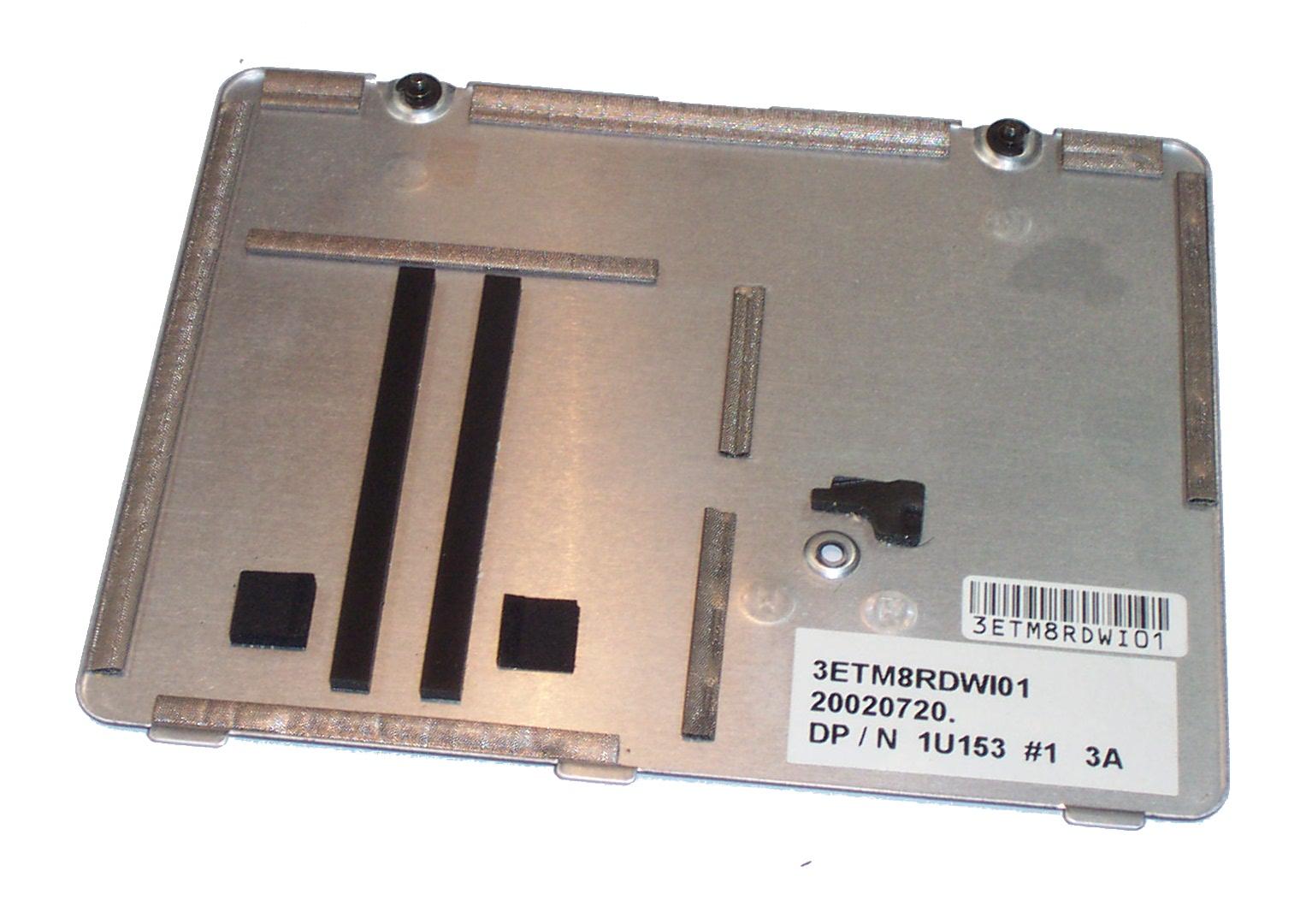 Dell 1U153 Latitude C600 C610 C640 PP01L Memory & PCI