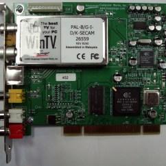 Tv Tuner Card Circuit Diagram Cb400 Four Wiring Hauppauge Pal B G I D K Secam 26559 Pci Hp
