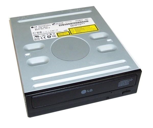 Lg Gce-8527b Ide 52x52x32 Cd- Rw Drive- Black Bezel