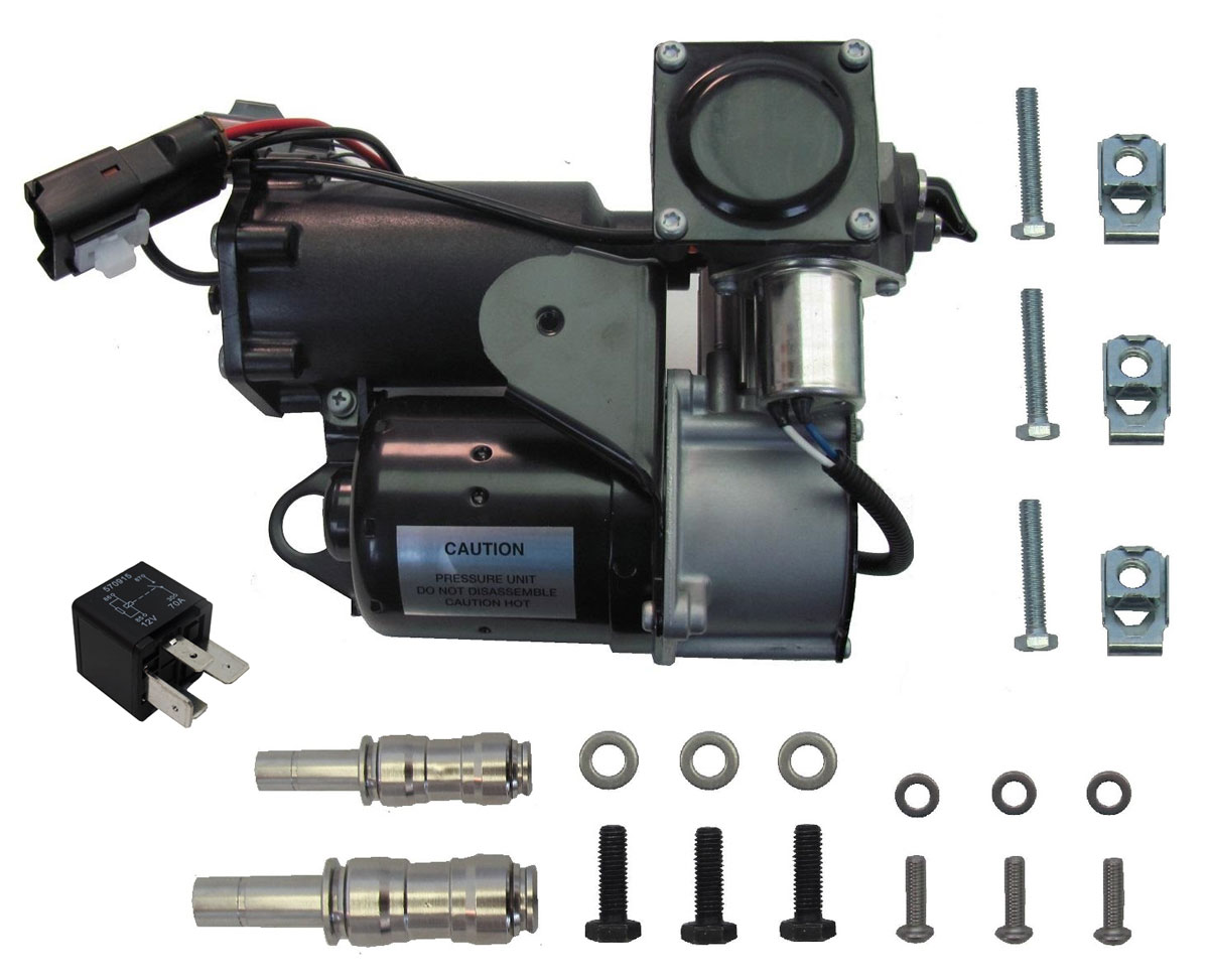 land rover discovery 3 air suspension wiring diagram pioneer avh full compressor kit for