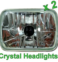 crystal halogen h4 headlight upgrade kit for daihatsu sportrak air conditioning diagram daihatsu rugger headlight circuit diagram [ 2721 x 2724 Pixel ]