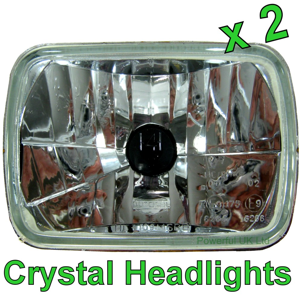 medium resolution of crystal halogen h4 headlight upgrade kit for daihatsu sportrak air conditioning diagram daihatsu rugger headlight circuit diagram