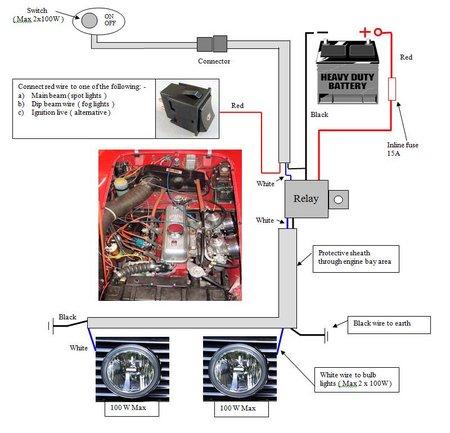 narva wiring diagram spotlights for 4l60e transmission spotlight