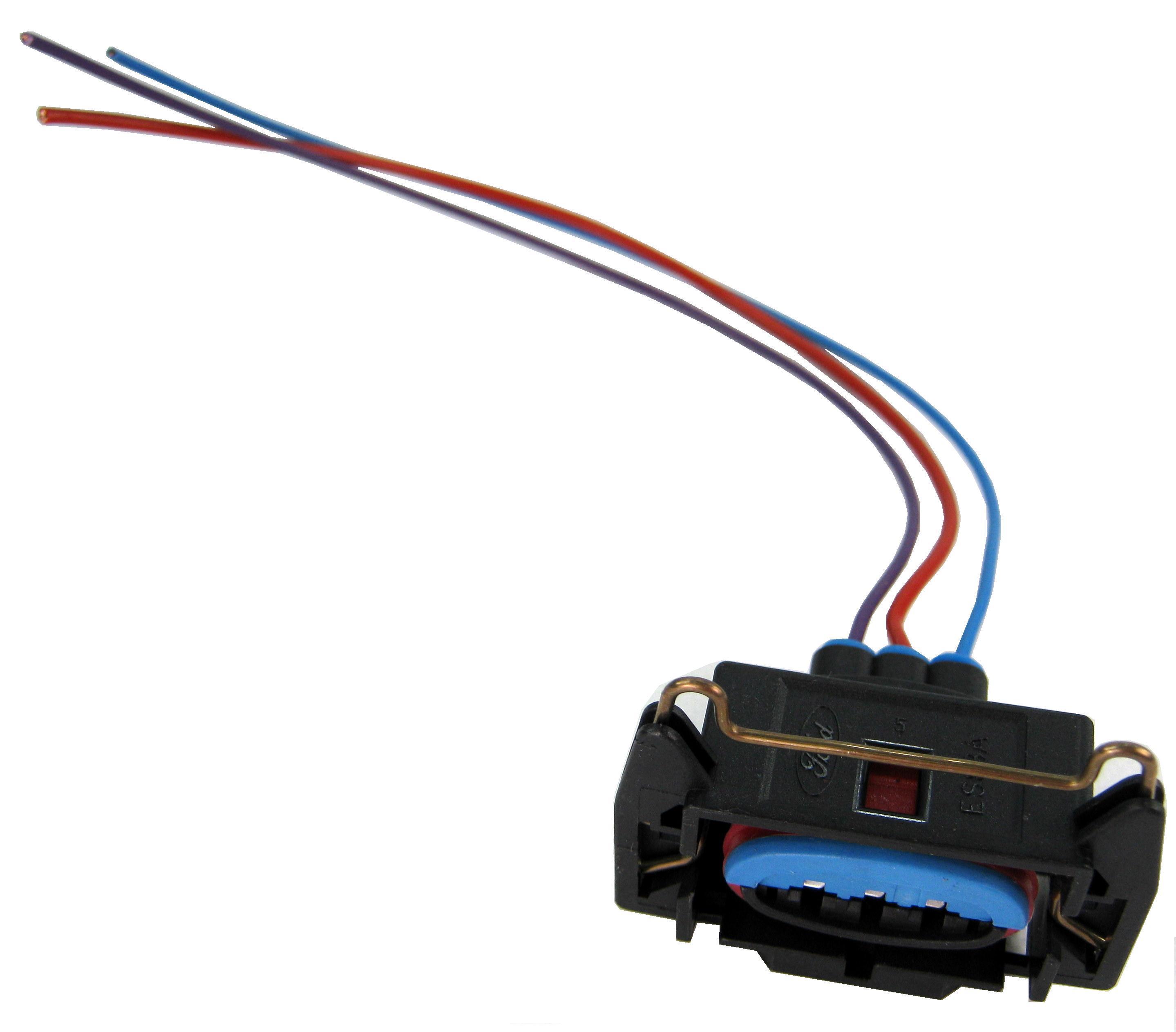 ford edis 4 wiring diagram first company coil pack connector plug megasquirt 4cyl ecu ka