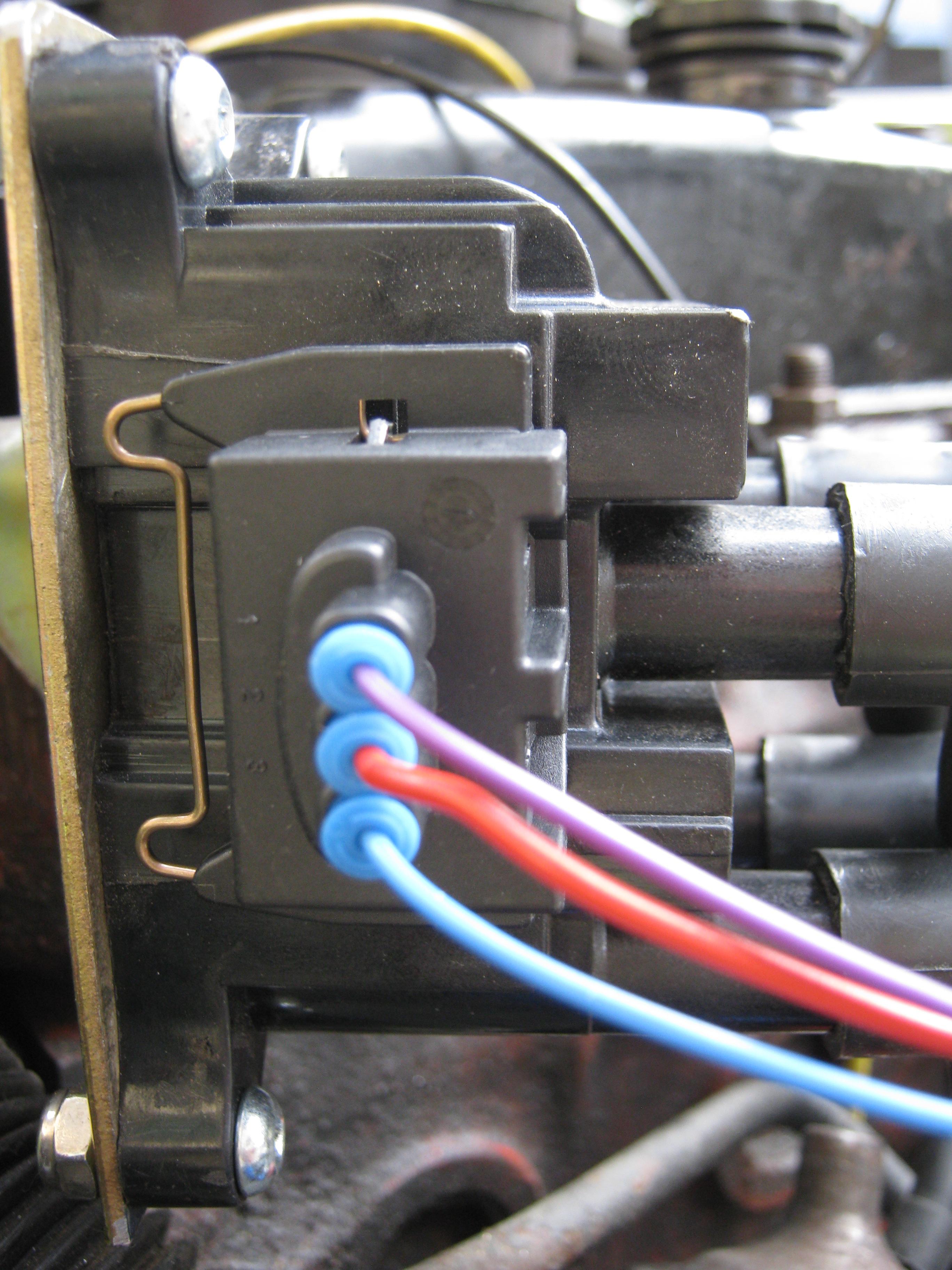 ford edis 4 wiring diagram duncan guitar diagrams coil pack connector plug kit megasquirt new