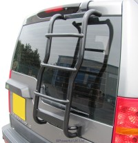 Roof rack access Ladder Land Rover Discovery 3 4 LR3 rack ...