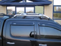 Roof rack for toyota pickup